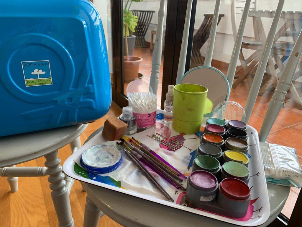 Face Painting - Festas de Anos Roda Viva